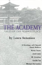 buy the academy by laura antoniou now!